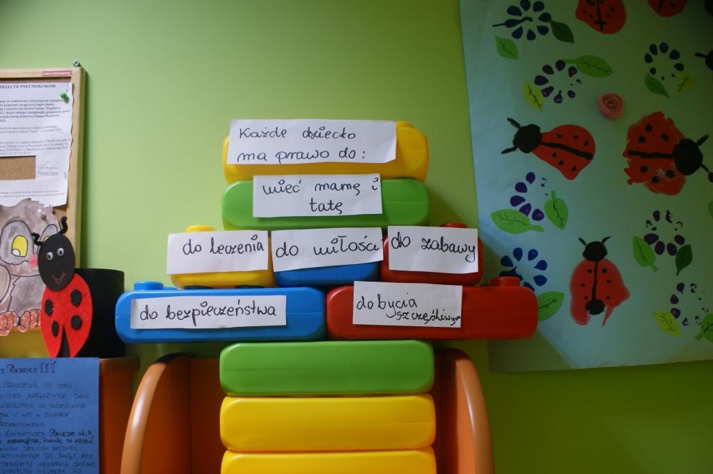 Dzień ochrony praw dziecka: Mam prawa!