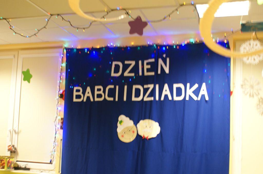 Grupa Biedronki:  Dziadku drogi, Babciu ukochana!