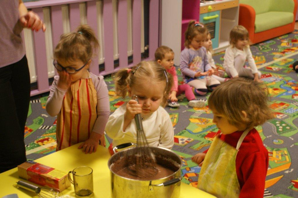 Słodkie święto czekolady