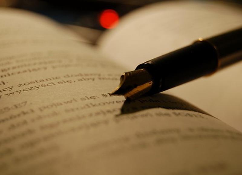 Konkurs na wiersze! Dzień Aktywności Poetyckiej.